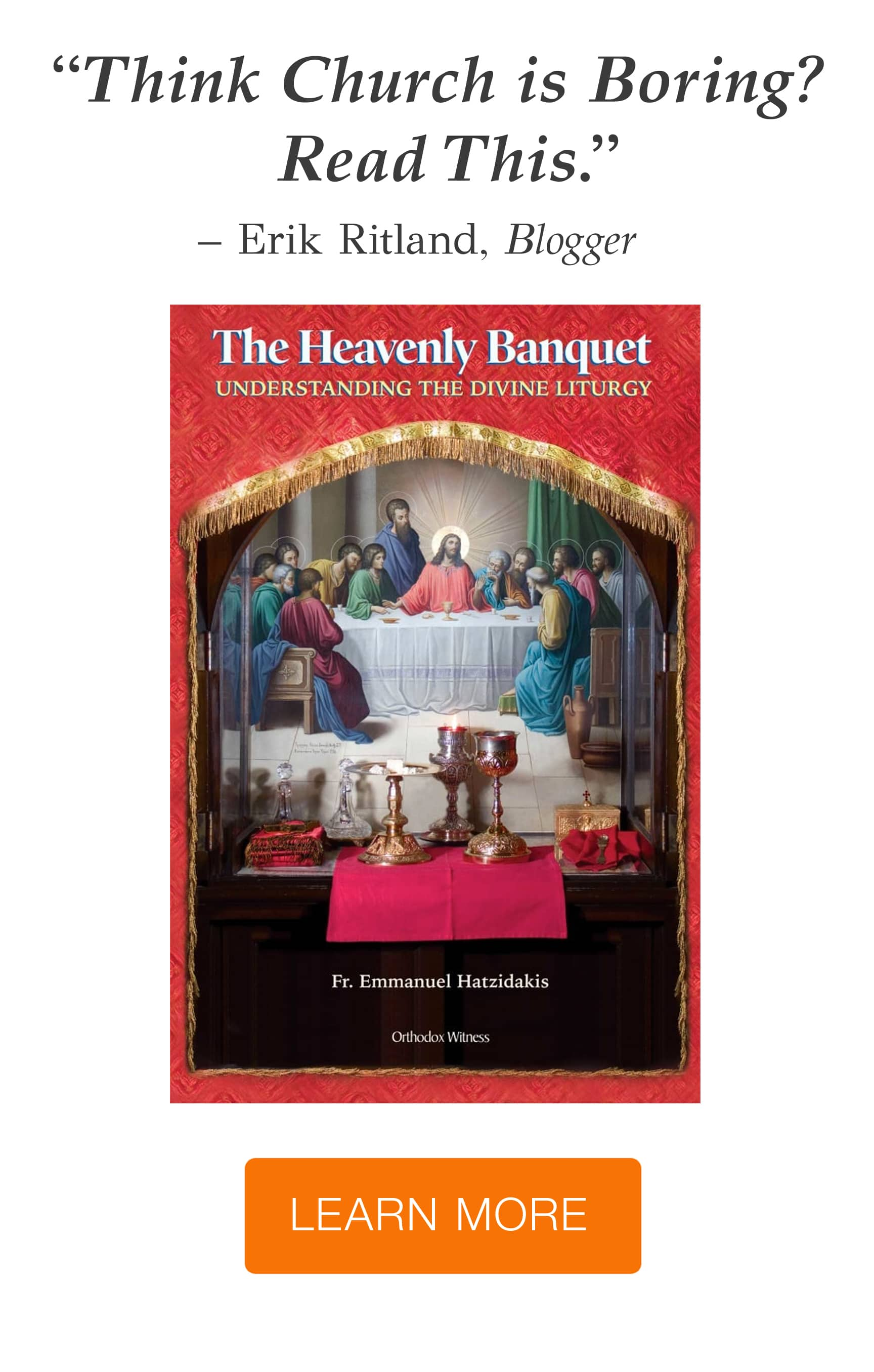 The Heavenly Banquet