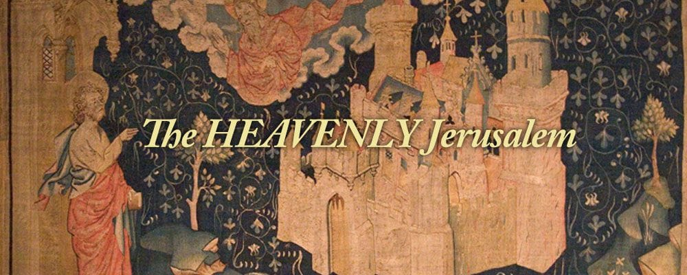 the heavenly jerusalem orthodox