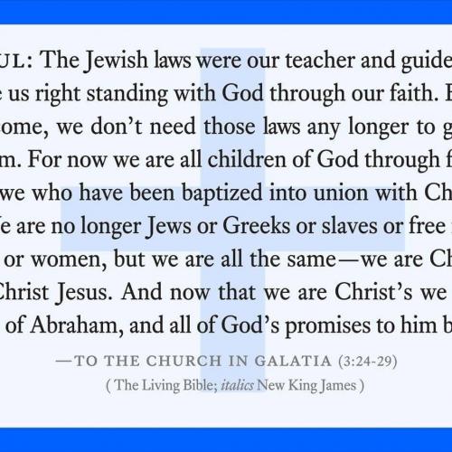 Saint-Paul-Galatians-3-24-29